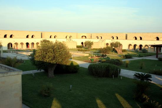 Corte del Salento: villaggio