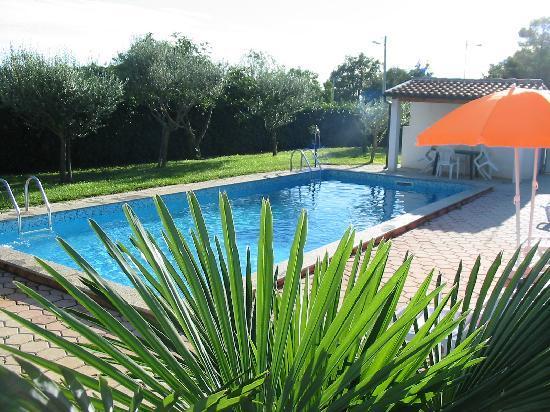 Apartments & Bungalows Lorena: pool