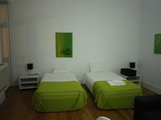 Portugal Ways Conde Barao Apartments: apart 1 hab tipo loft