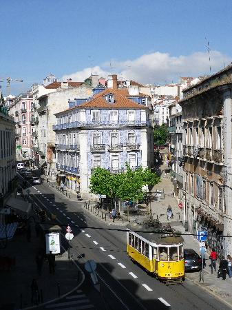 Portugal Ways Conde Barao Apartments: vistas desde los balcones