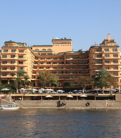 Steigenberger Nile Palace Luxor: Hotel View