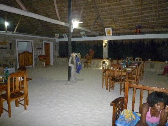 Ankasy Lodge : Restaurant