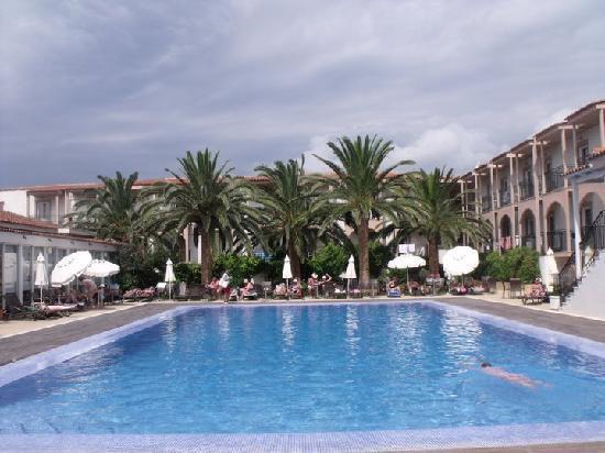 Zante Park Hotel, BW Premier Collection: pool area
