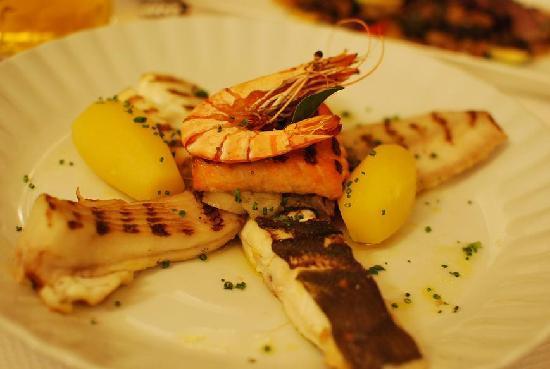 Bij den Boer : fish