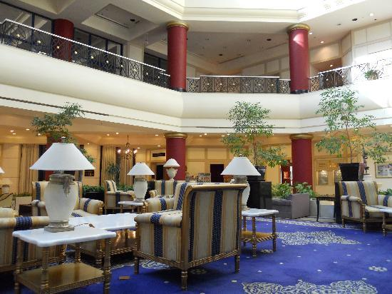 International Hotel Tashkent: hall