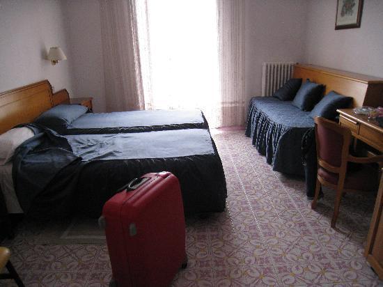 Hotel la Bussola: スーペリアルーム
