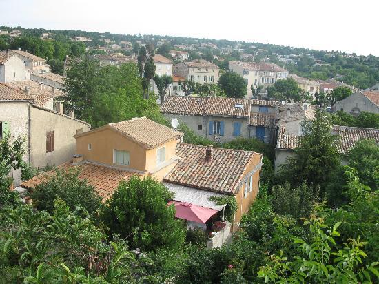 L'Oustaou di Barri Bed and Breakfast : Vista panoramica dall'Oustau