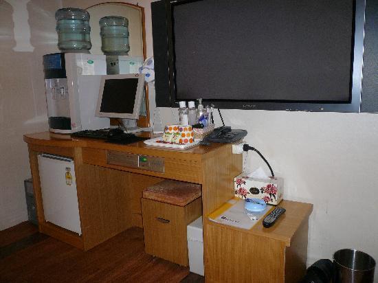 2nd Casa: 大型テレビやパソコンなど