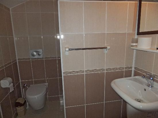 Mehtap Hotel Dalyan: All hotel rooms have had new bathrooms fitted