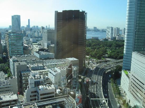Mitsui Garden Hotel Ginza Premier: veduta dalla camera