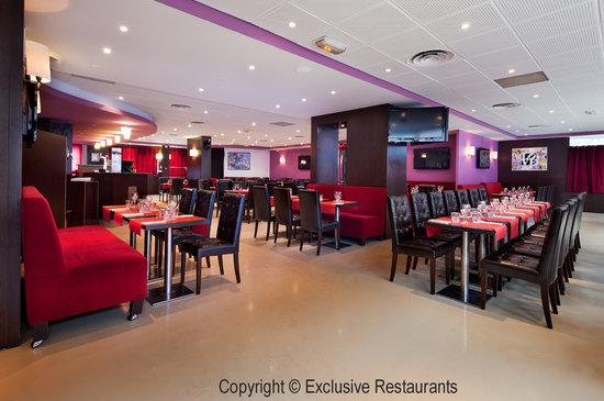 LR Restaurant : salle