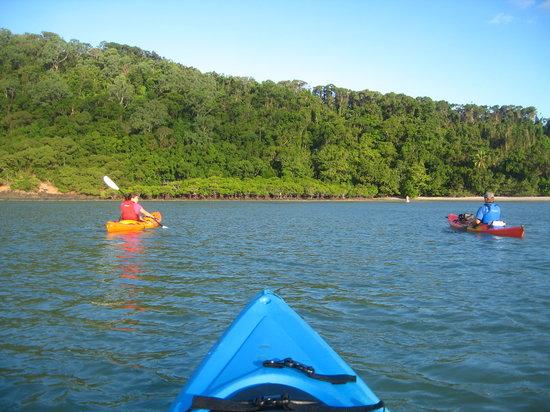Paddletrek Kayak Adventures: Paddlin' around
