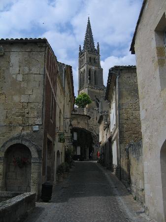 Saint-Emilion, Francia: St. Emilion