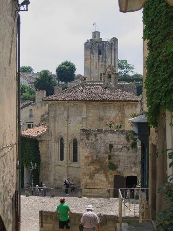 Saint-Emilion, فرنسا: St. Emilion