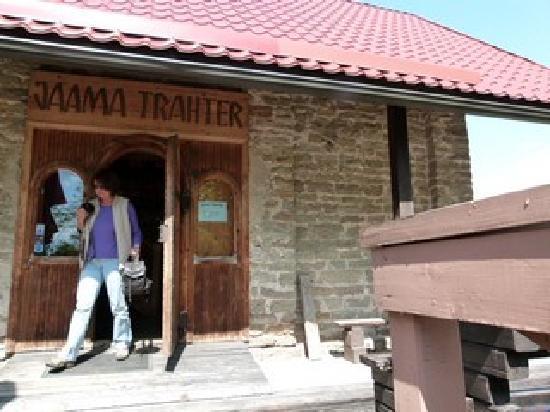 Jaama Trahter : Aussenansicht