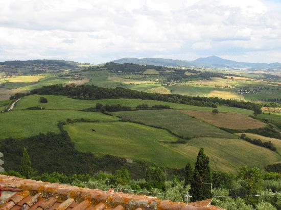 Antica Locanda : View from room window