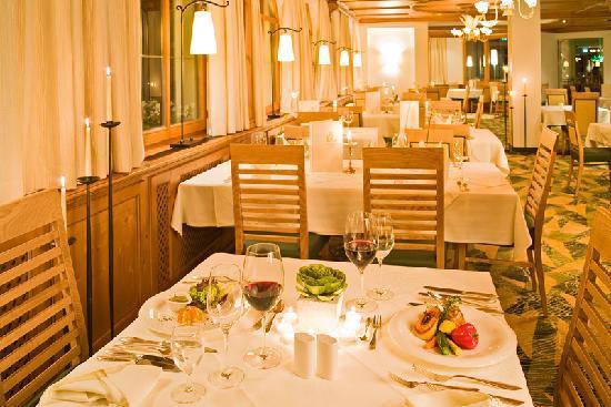 Hotel Edelweiss & Gurgl: Speisesaal