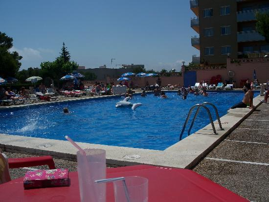 H·TOP Molinos Park : pool area