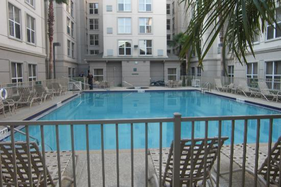 Homewood Suites Orlando-International Drive/Convention Center: the pool