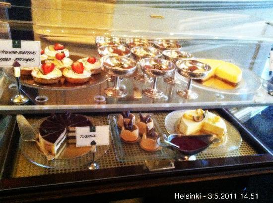 Hotel Kamp: Hotel bakery