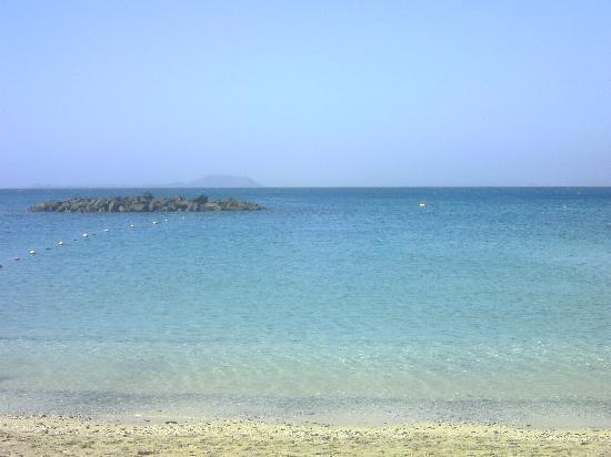 Aparthotel Paradise Island : Gorgeous beach!