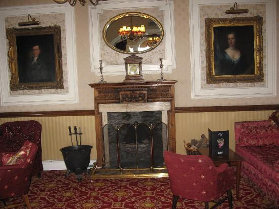 Livermead House Hotel: COMFORT AT THE END OF DAY