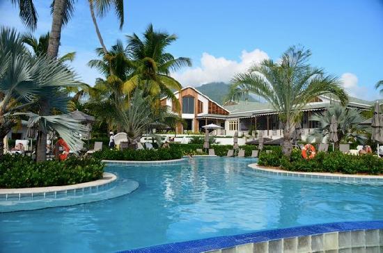 Four Seasons Resort Nevis, West Indies : Grand House