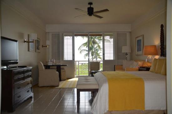 Charlestown, Nevis: Deluxe room with a view