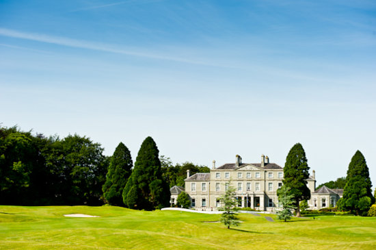 Faithlegg House Hotel & Golf Resort: exterior