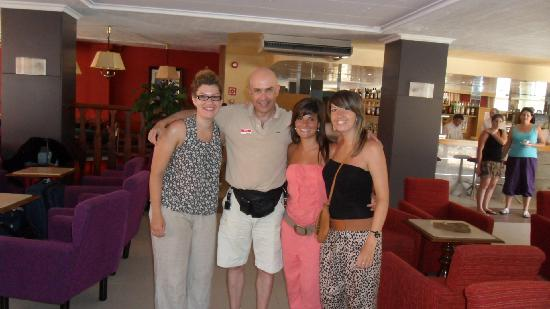Hotel Calma : va y Didier t'es le meilleur !!!