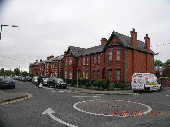 Hydra House B&B Dublin: il quartiere