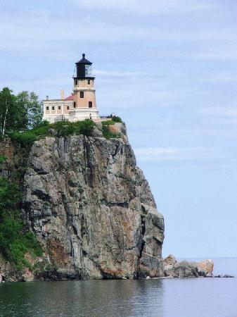 Two Harbors, MN: Split Rock Lighthouse