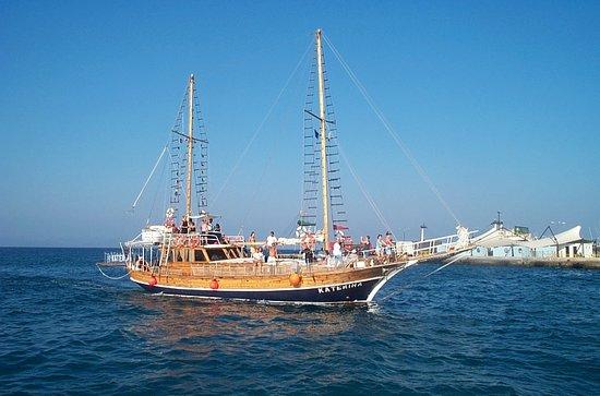 Katerina 3 Island Cruise: The KATERINA Boat.
