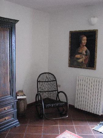 La Casa di Penelope e Cirene : Room