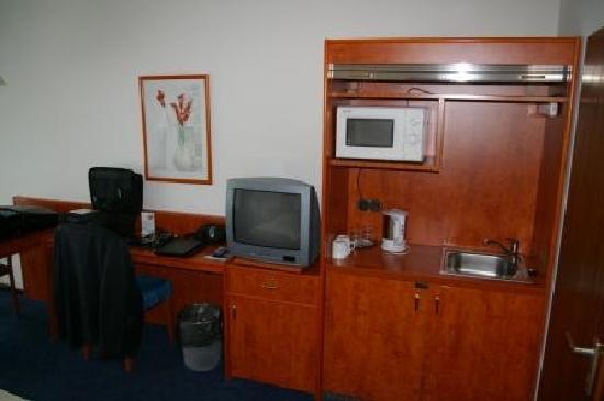 Apartment-Hotel Hamburg Mitte: Standardzimmer
