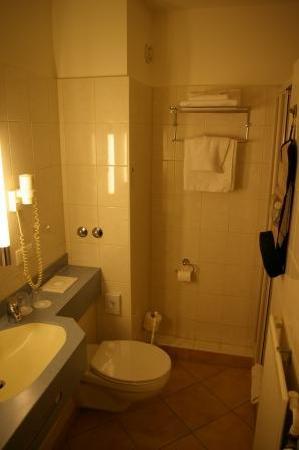 Apartment-Hotel Hamburg Mitte: Badezimmer