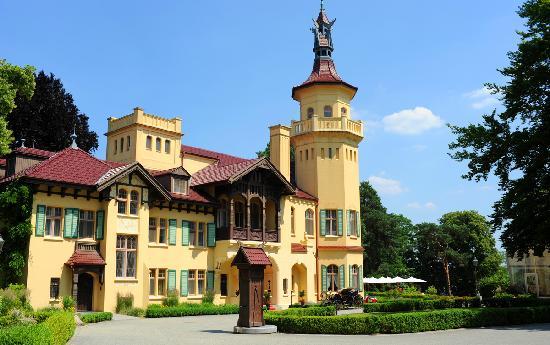 Hotel Schloss Hubertushöhe: Das Schloss