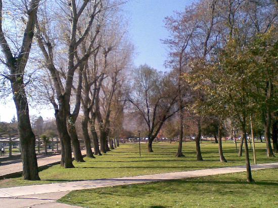 Principado De Asturia: parque los dominicos