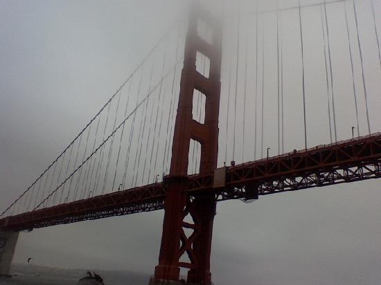 ฮอลิเดย์อินน์ ซานฟรานซิสโก ฟิชเชอร์แมนส์: san fran bridge
