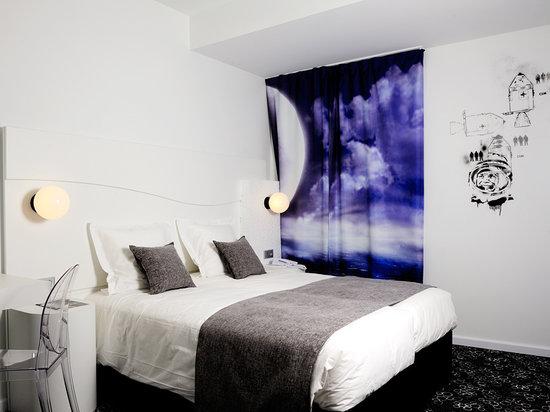 Comfort Hotel Centre Del Mon: Chambre Double Room Comfort Centre del Mon Perpignan