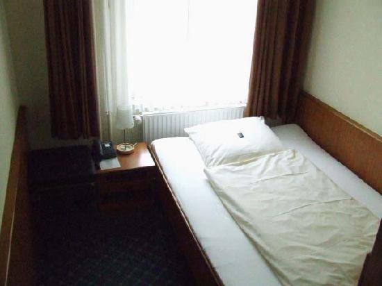 Rabe's Hotel Kiel: Single room - Photo 1