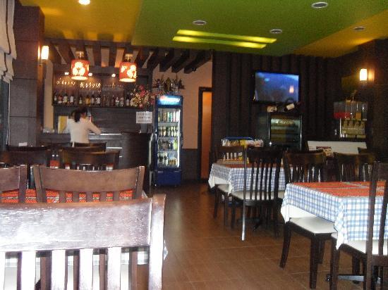 โรงแรมเดอะเกรท เรสซิเดนซ์: Restaurant