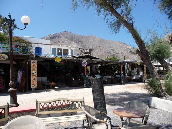 Aqua Beach Restaurant: Aqua beach
