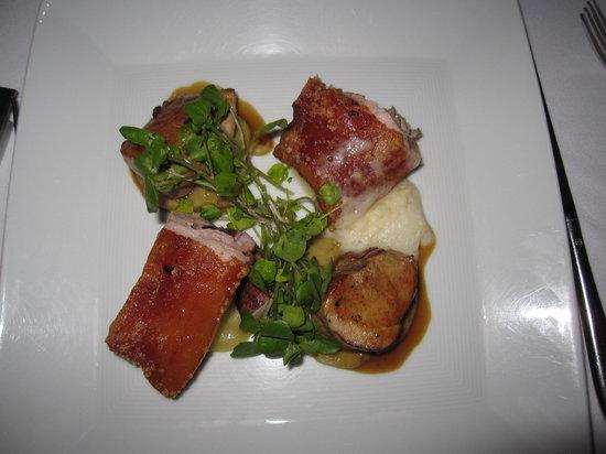 Malabar : roasted pork