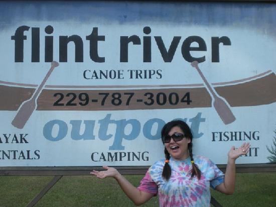 Flint River: The place