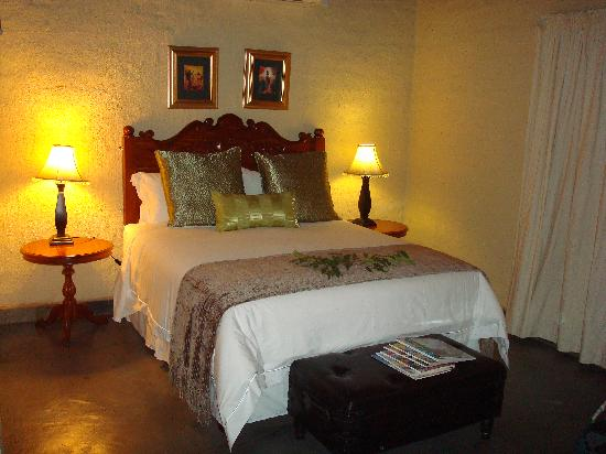 Shikwari Game Reserve: great room
