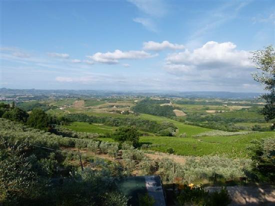 Agriturismo Cesani: View