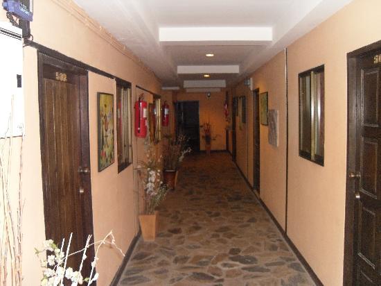 จัสมิน โฮเต็ล พัทยา: Corridor