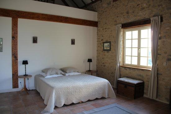 Domaine Le Muret: La chambre