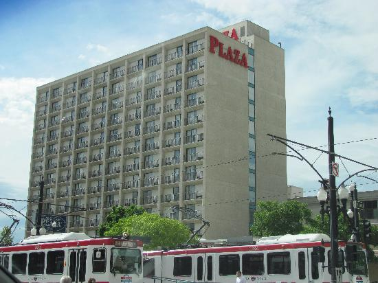 Salt Lake Plaza Hotel: The Plaza